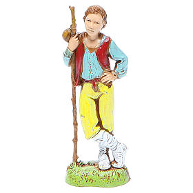 Young shepherd, classic style for nativities of 10cm by Moranduzzo s1