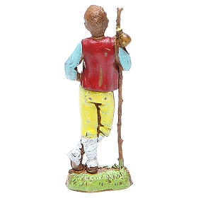 Young shepherd, classic style for nativities of 10cm by Moranduzzo s2