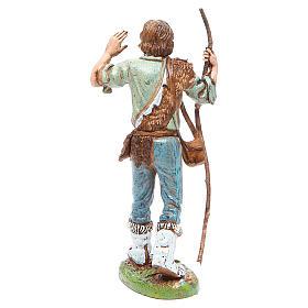 Shepherd with stick 12cm by Moranduzzo, classic style s2