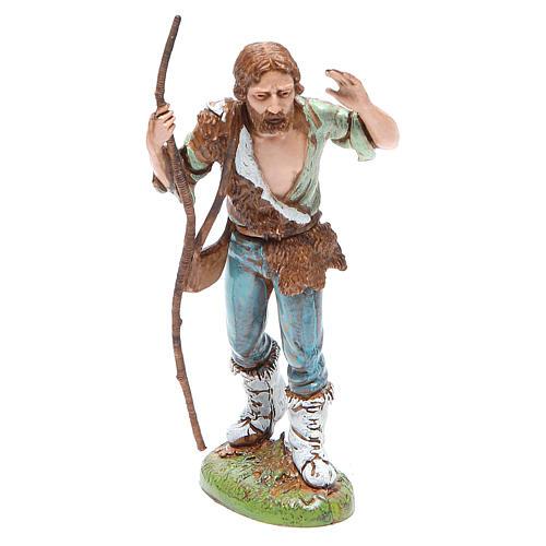 Shepherd with stick 12cm by Moranduzzo, classic style 1