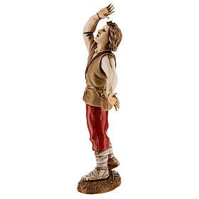 Hombre maravillado 12 cm Moranduzzo estilo clásico s2