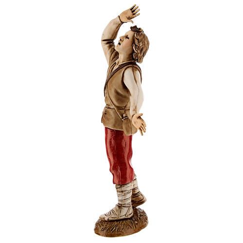 Hombre maravillado 12 cm Moranduzzo estilo clásico 2