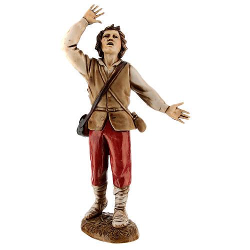 Mężczyzna zdziwiony 12cm Moranduzzo styl klasyczny 1