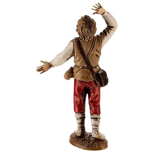 Mężczyzna zdziwiony 12cm Moranduzzo styl klasyczny 4