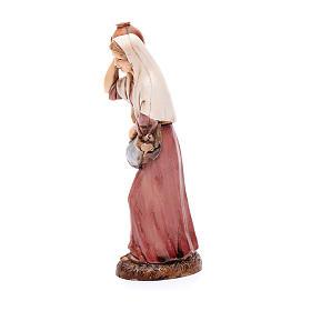 Farmer woman with jug 12cm by Moranduzzo, classic style s2
