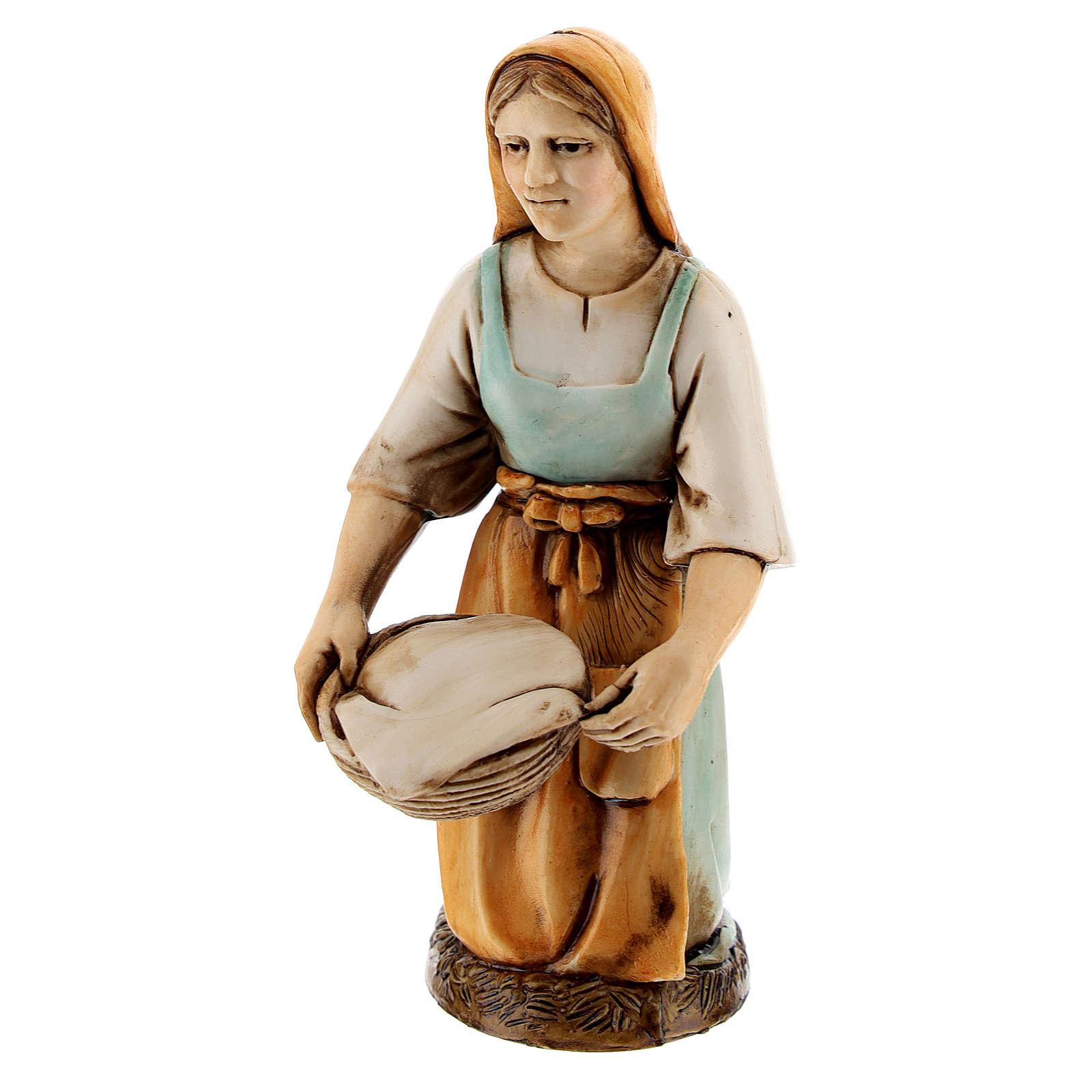 Washerwoman 12cm by Moranduzzo, classic style 4