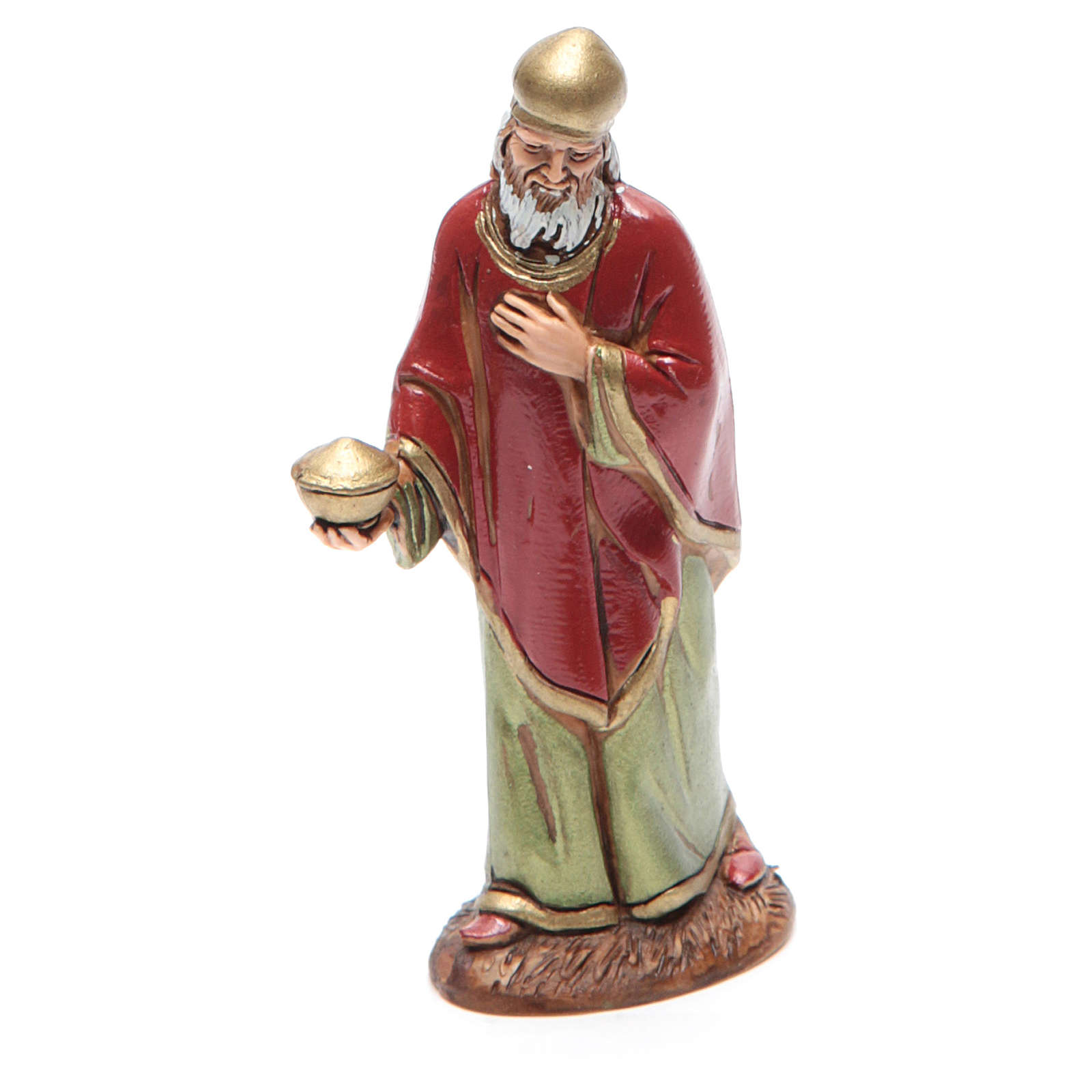 White Wise Man 10cm Moranduzzo historical dresses 4