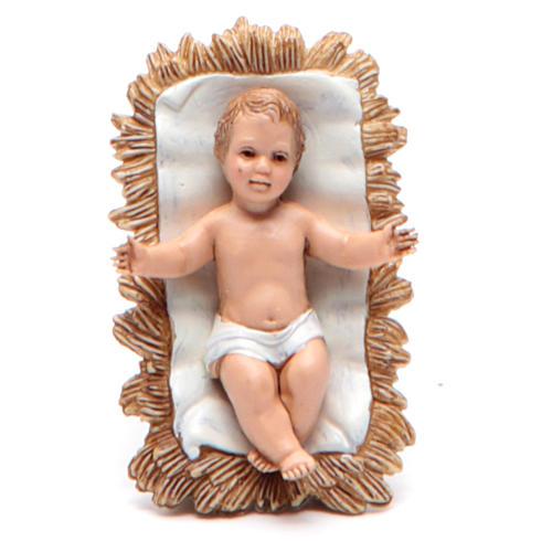 Figura Niño Jesús 10 cm belén Moranduzzo 1