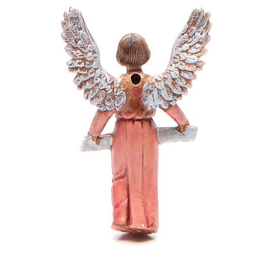 Figura Ángel Gloria 10 cm belén Moranduzzo estilo 700 2