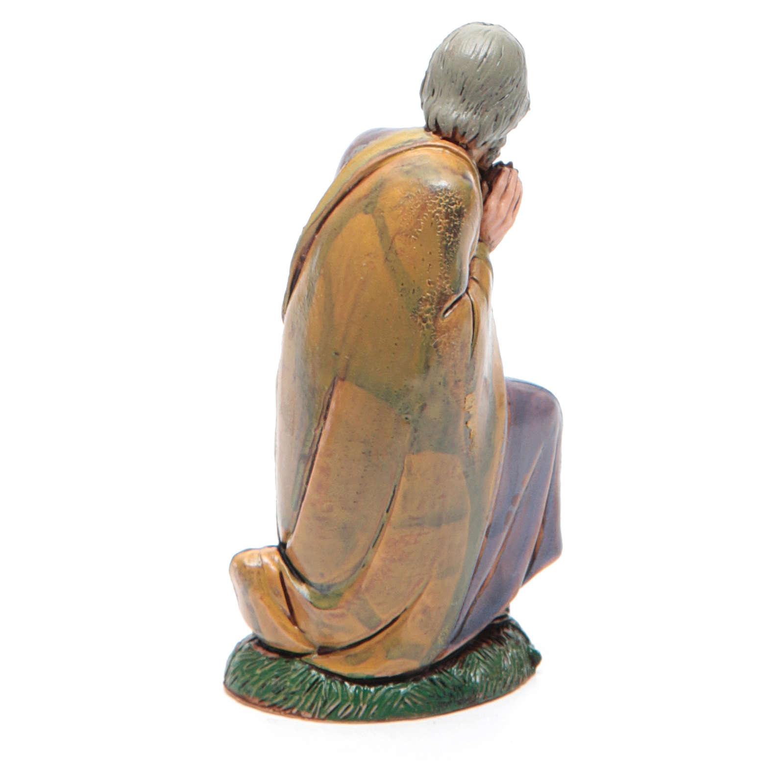 Figura San José 10 cm belén Moranduzzo estilo 700 4