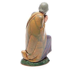 Figura San José 10 cm belén Moranduzzo estilo 700 s2