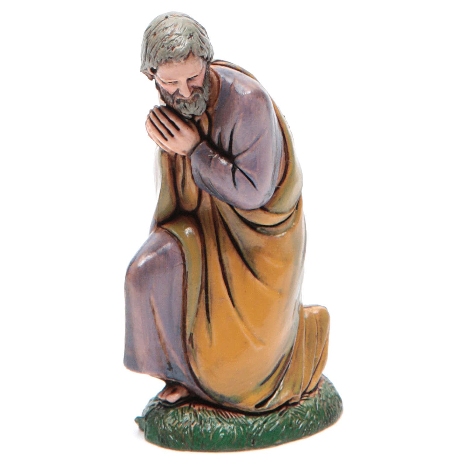 San Giuseppe 10 cm Moranduzzo stile settecento 4