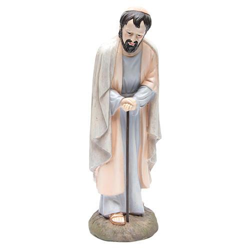 San Giuseppe resina 50 cm Linea Martino Landi 1