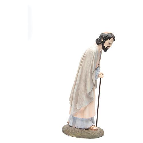 San Giuseppe resina 50 cm Linea Martino Landi 4
