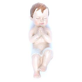 Gesù Bambino resina 50 cm Linea Martino Landi s4
