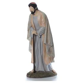 San Giuseppe 120 cm resina Linea Martino Landi s2