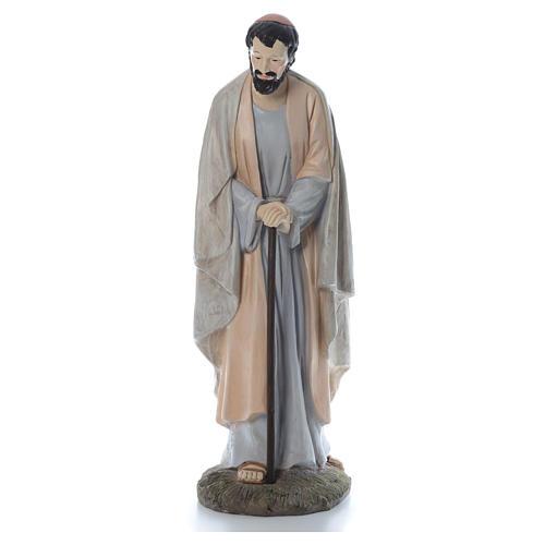 San Giuseppe 120 cm resina Linea Martino Landi 1