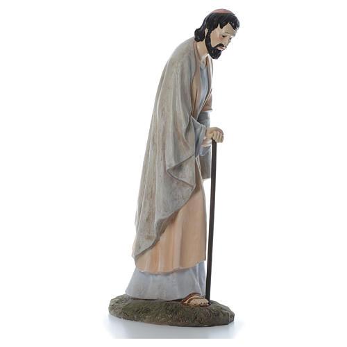 San Giuseppe 120 cm resina Linea Martino Landi 4