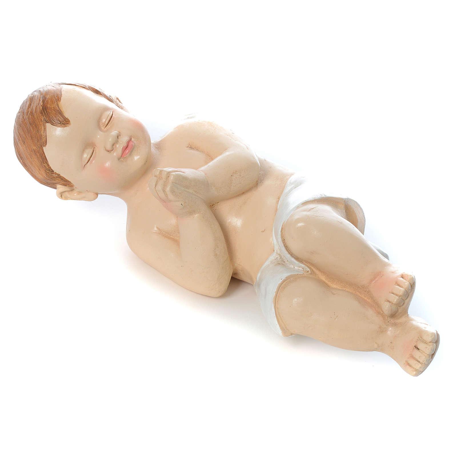 Enfant Jésus 120 cm résine gamme Martino Landi 3