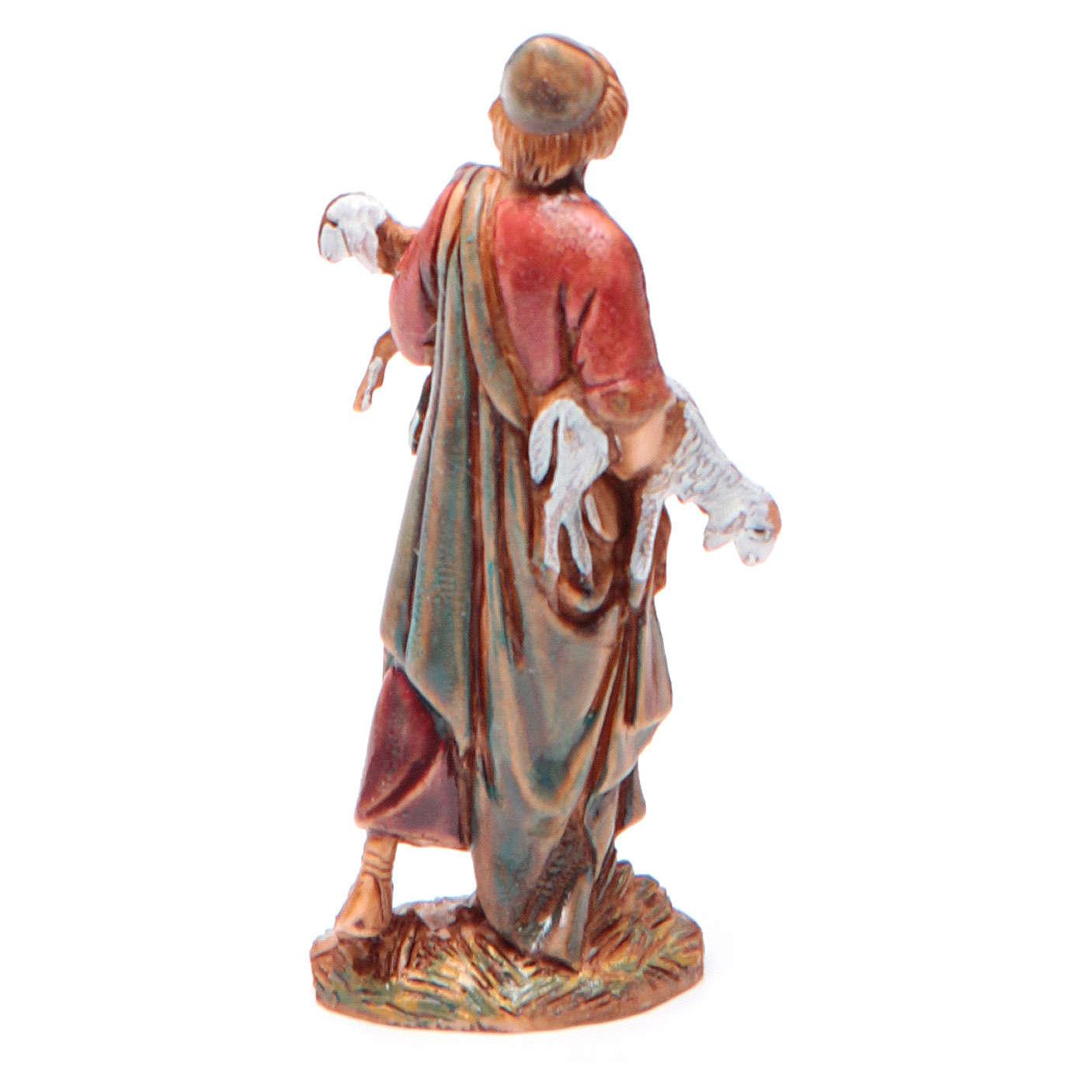 Pastore con pecore 6,5 cm Moranduzzo stile arabo 4