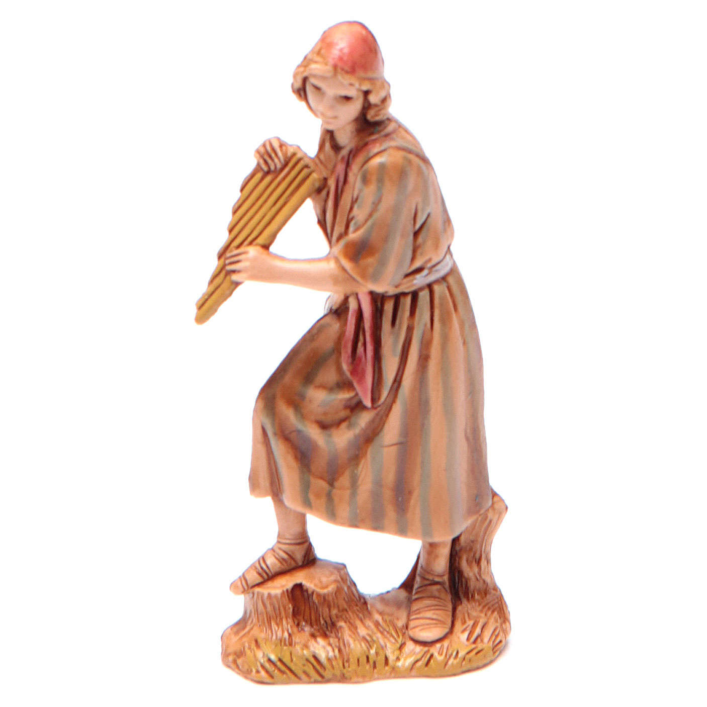 Musician figurine for nativities of 6.5cm by Moranduzzo, Arabian style 4