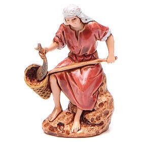 Pêcheur 6,5 cm Moranduzzo vêtements historiques s1