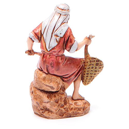 Pescatore 6,5 cm Moranduzzo stile arabo 2