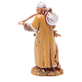 Vendeur de bois 6,5 cm Moranduzzo vêtements historiques s2