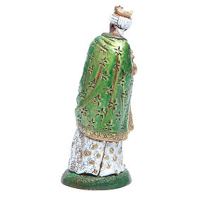 Moranduzzo nativity scene figurine 12cm, black wise king s2