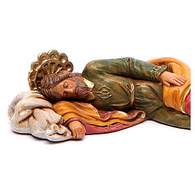 San Giuseppe dormiente 12 cm Fontanini s2