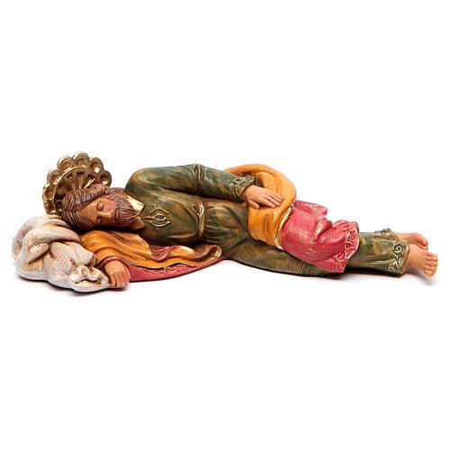 San Giuseppe dormiente 12 cm Fontanini 1