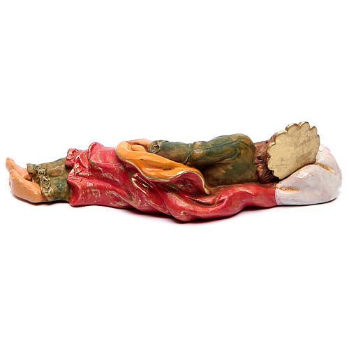 San Giuseppe dormiente 12 cm Fontanini 3