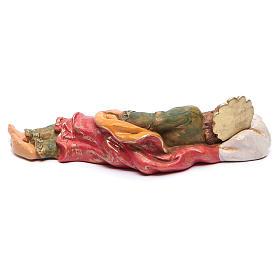 São José dormindo 12 cm Fontanini s2