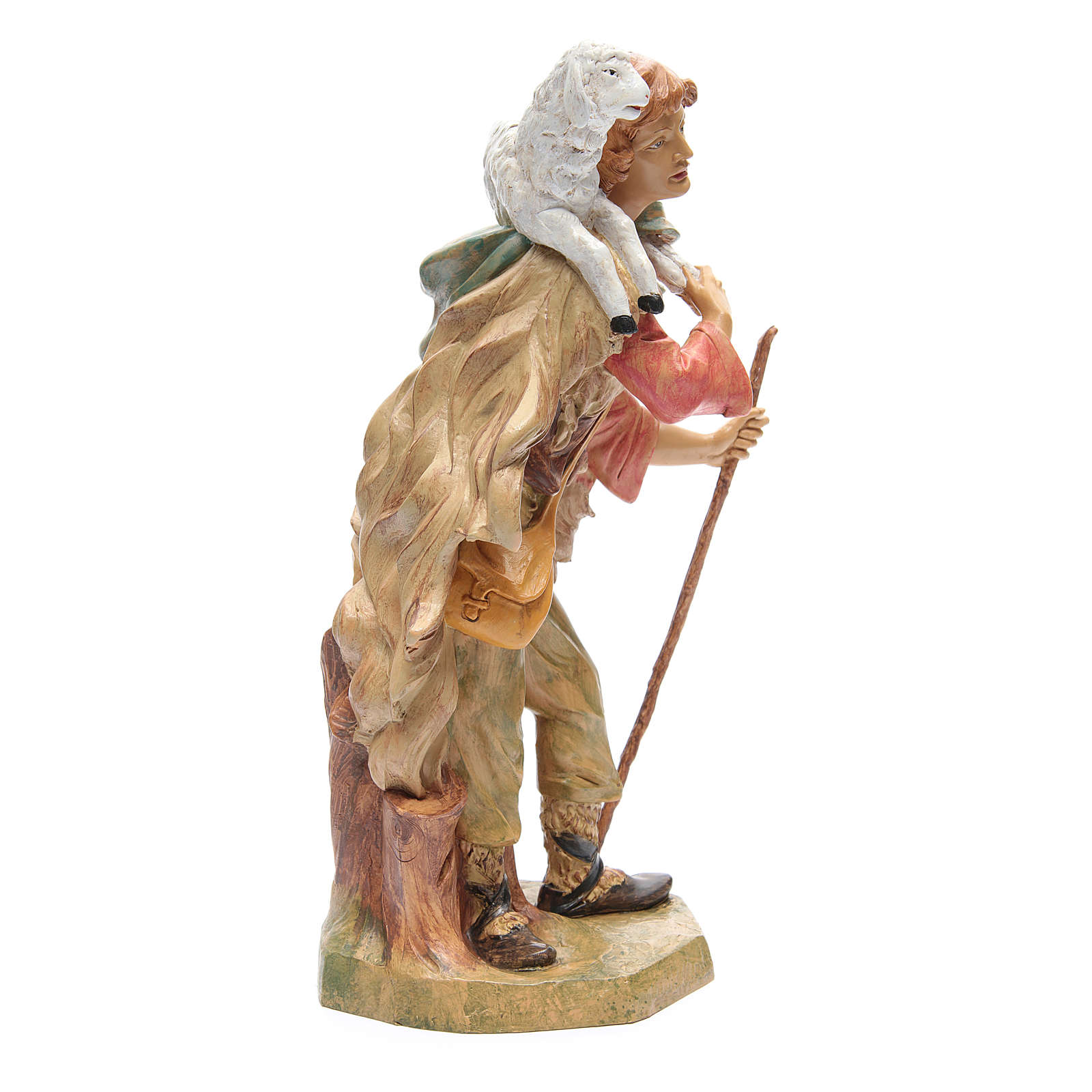 Pastor con oveja 45 cm 3