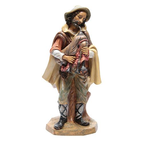 Pastor con gaita 45 cm 1