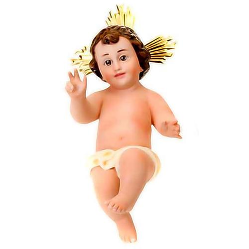 Enfant Jésus en plâtre 1