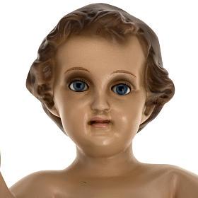 Niño Jesús de resina 33cm Landi s2