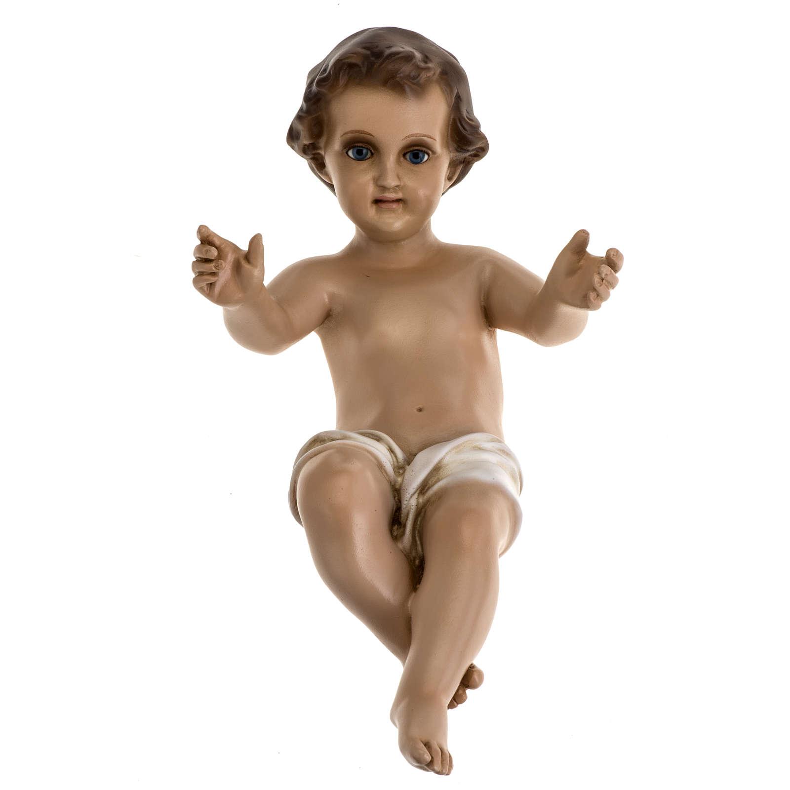 Baby Jesus in resin 33cm Landi  3