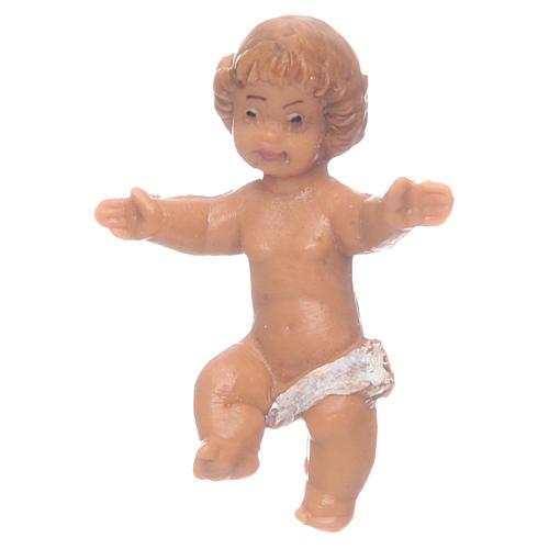 Enfant Jésus crèche Fontanini 6,5 cm 2