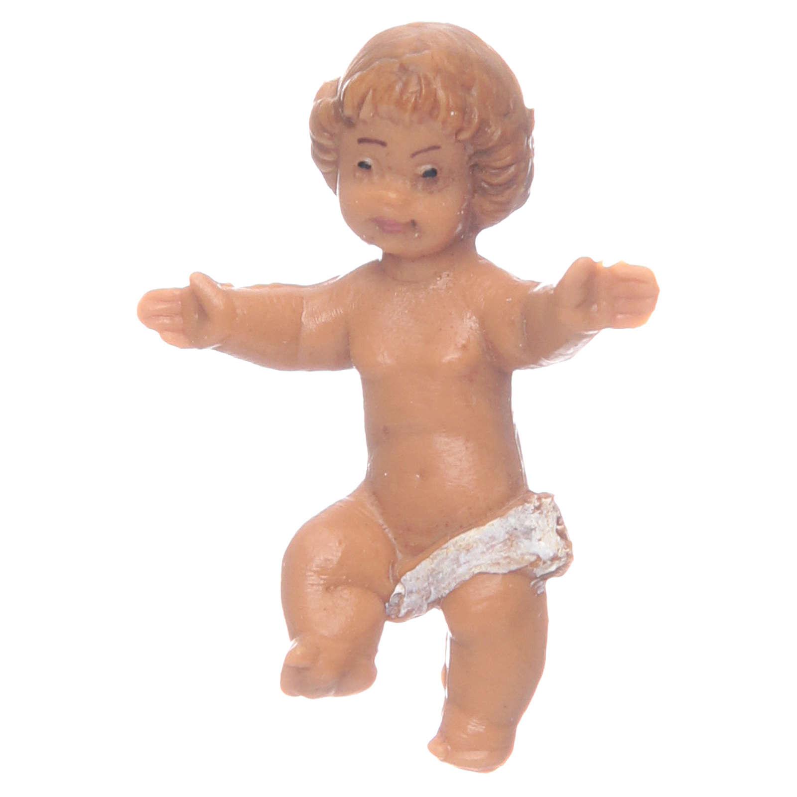 Gesù bambino 6,5 cm Fontanini 3