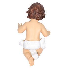 Gesù Bambino h cm 25 s2