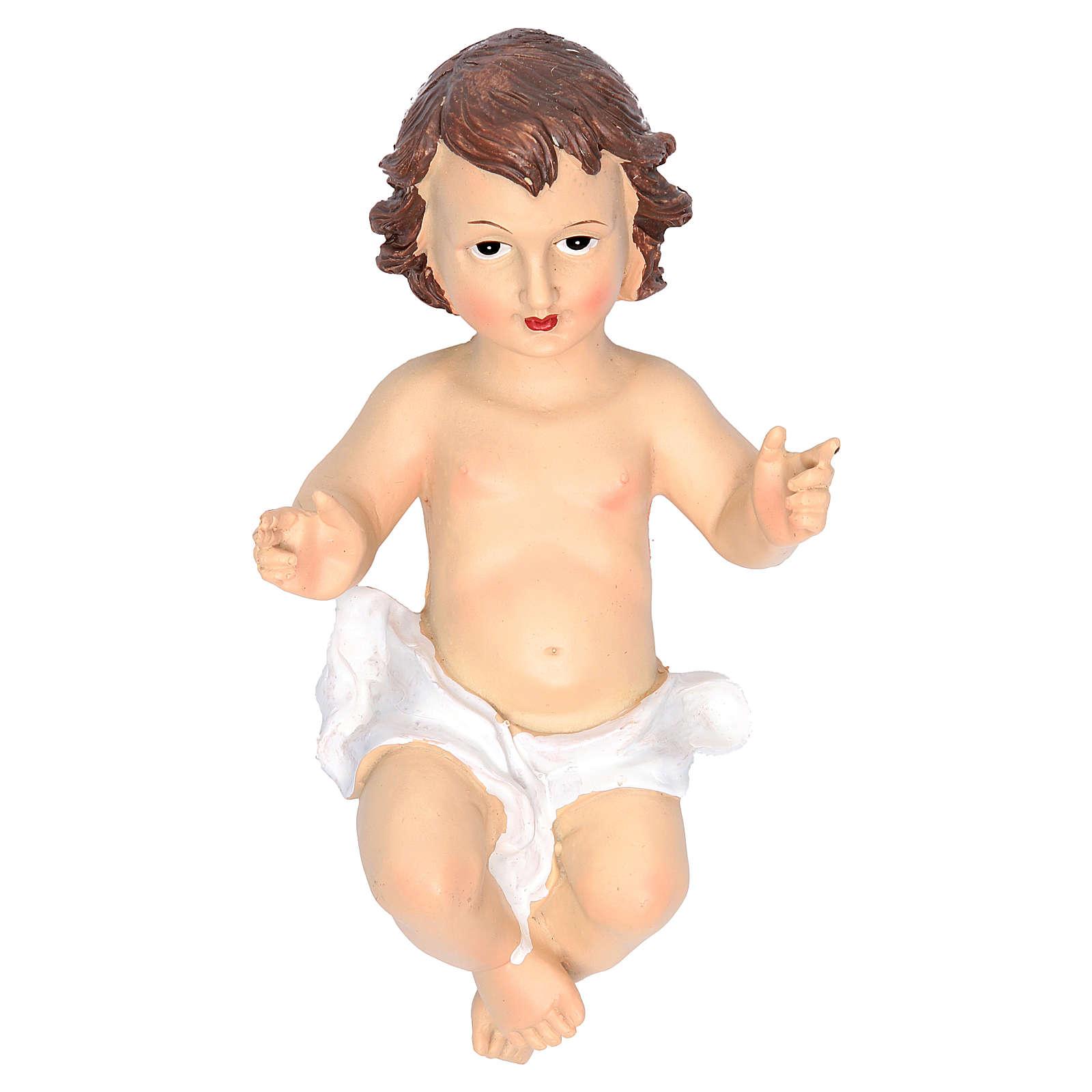 Baby Jesus figurine 25cm  3