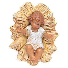 Enfant Jésus crèche Fontanini 19 cm s1