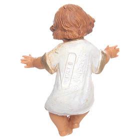 Enfant Jésus crèche Fontanini 19 cm s3
