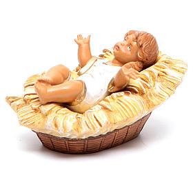 Enfant Jésus crèche Fontanini 19 cm s6