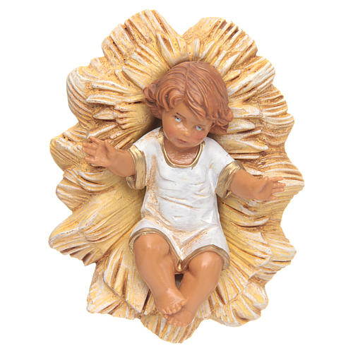 Enfant Jésus crèche Fontanini 19 cm 1