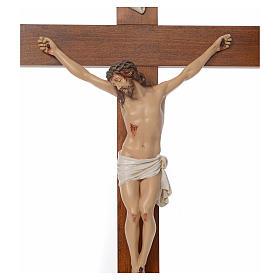 Enfant Jésus 27cm yeux en cristal Landi s12