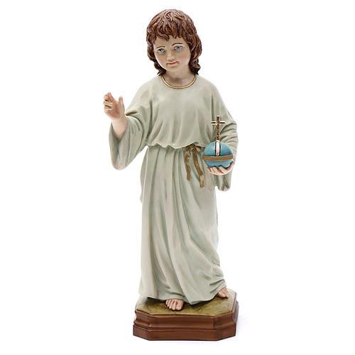Enfant Jésus debout 25cm Landi 1