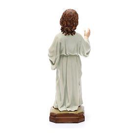 Child Jesus statue, in resin 25 cm s7