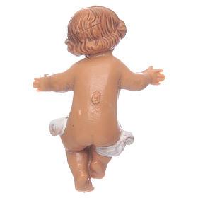 Enfant Jésus pour crèche de 9,5 cm Fontanini s3